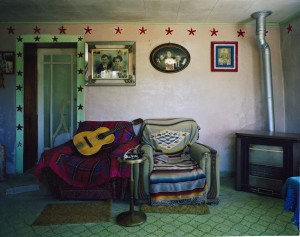 Alex Harris Photograph Amadeos living room