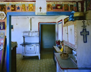 Alex Harris Photograph, Sandoval-Kitchen-Love-God-copy