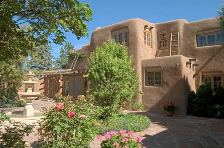 The Carlos Vierra House, Old Pecos Trail U2013 SOLD