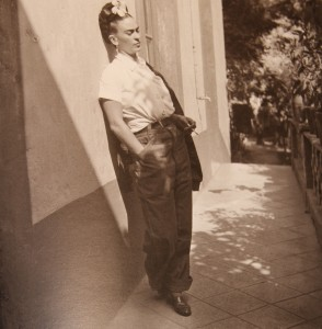 EMMY LOU PACKARD, FRIDA KAHLO, MEXICO, 1941