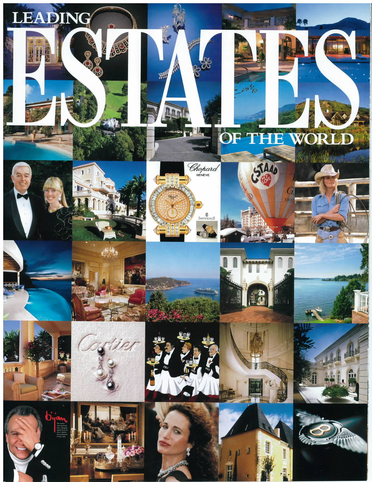 LEADING ESTATES OF THE WORLD