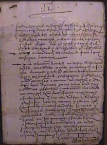 LETTER FROM CHARLES V, KING OF SPAIN, TO FRANCISCO VASQUEZ CORONADO, AUTHORIZING DISCOVERY RIGHTS TO SEVEN CITIES OF CIBOLA, DATED JUNE 11, 1540