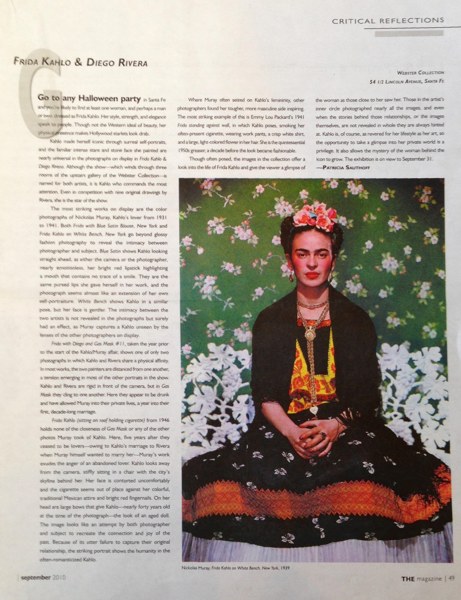 THE Magazine Review - Frida and Diego copy