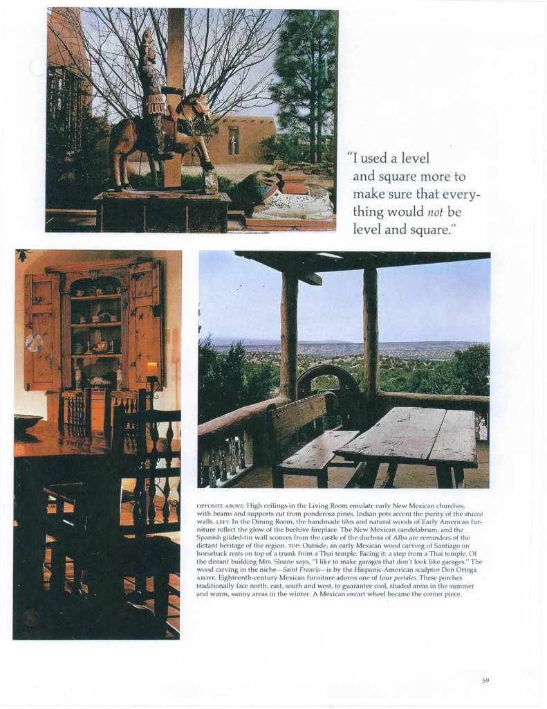 ARCHITECTURAL DIGEST ARTICLE, 7-82_Page_5