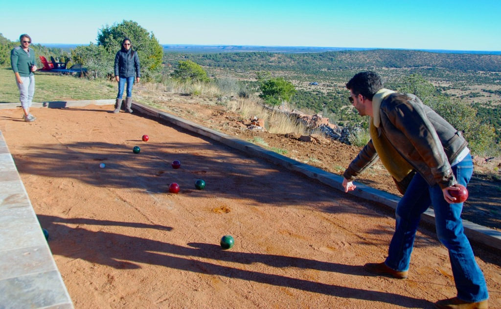 BLAMER - BOCCE BALL COURT