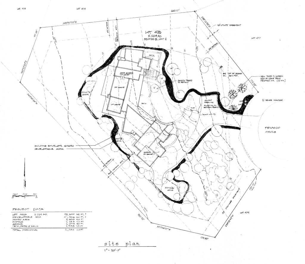 DE DOMENICO - Site Plan copy