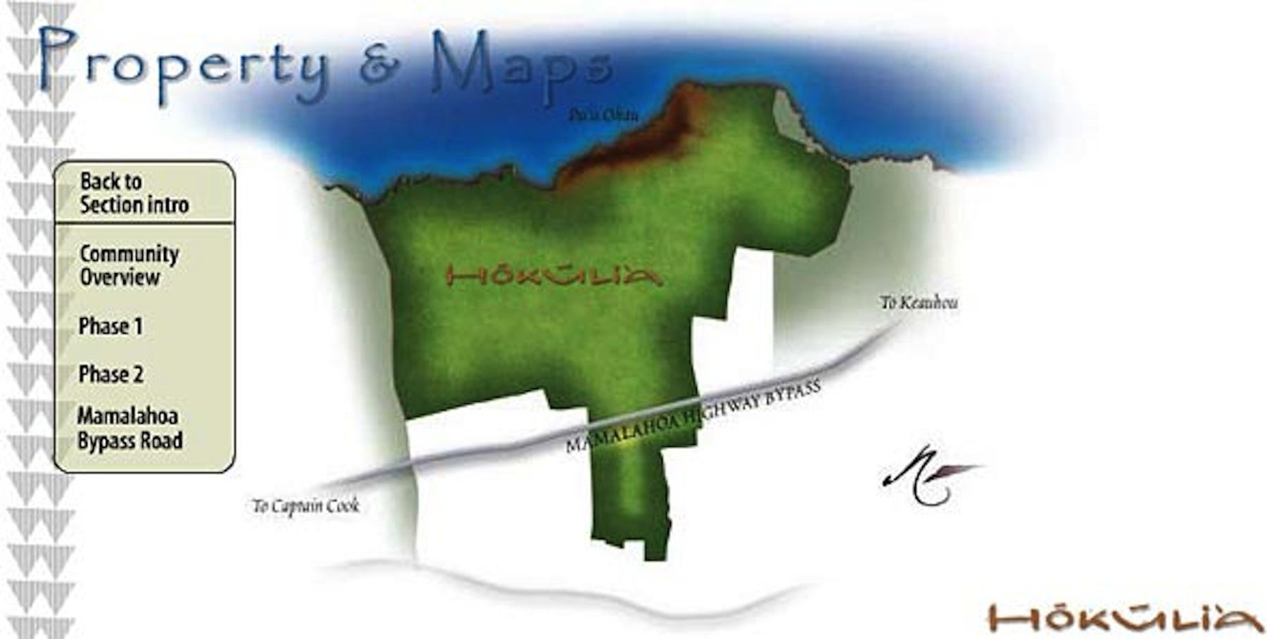 2 Hokuli'a - Property and Maps
