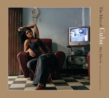 Idea of Cuba - Book Cover
