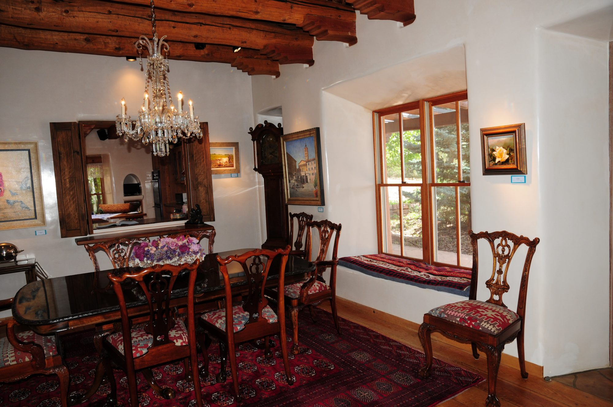 10 SHERWOOD INTERIOR - DINING ROOM