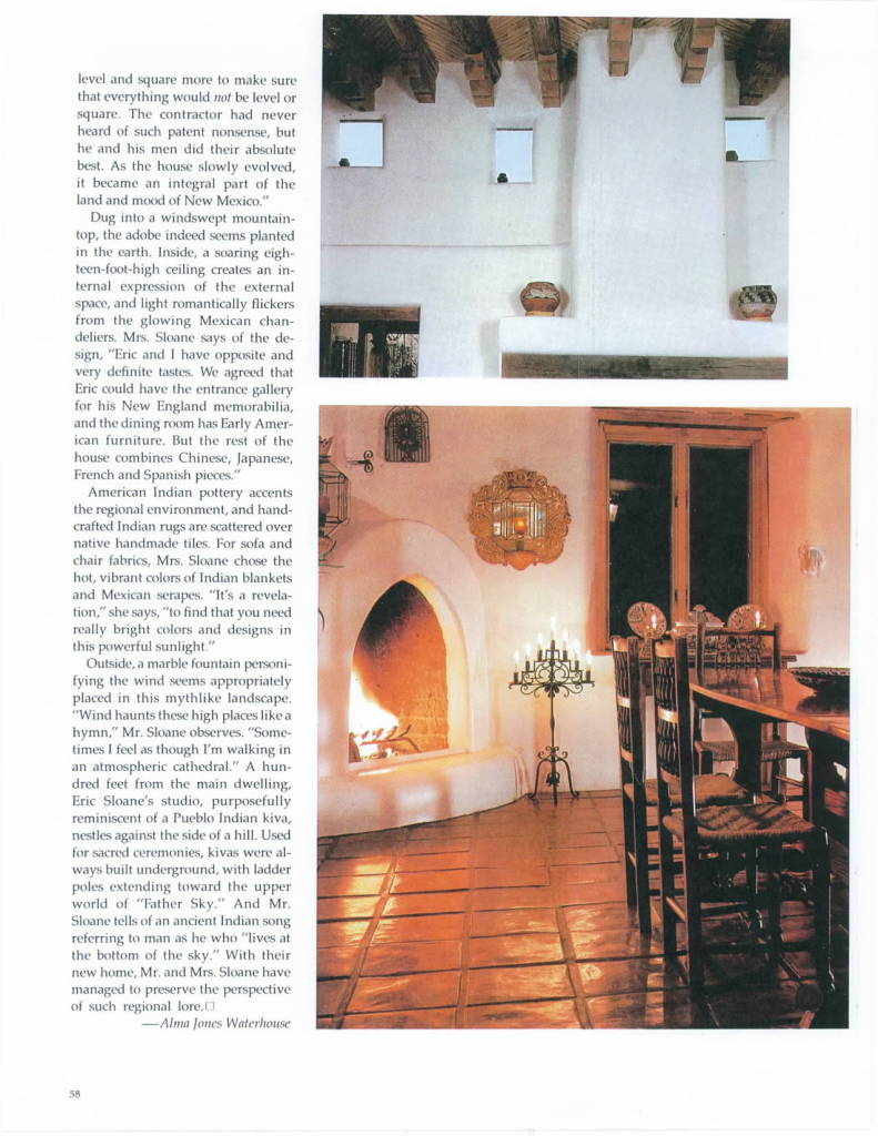 ARCHITECTURAL DIGEST ARTICLE, 7-82_Page_4