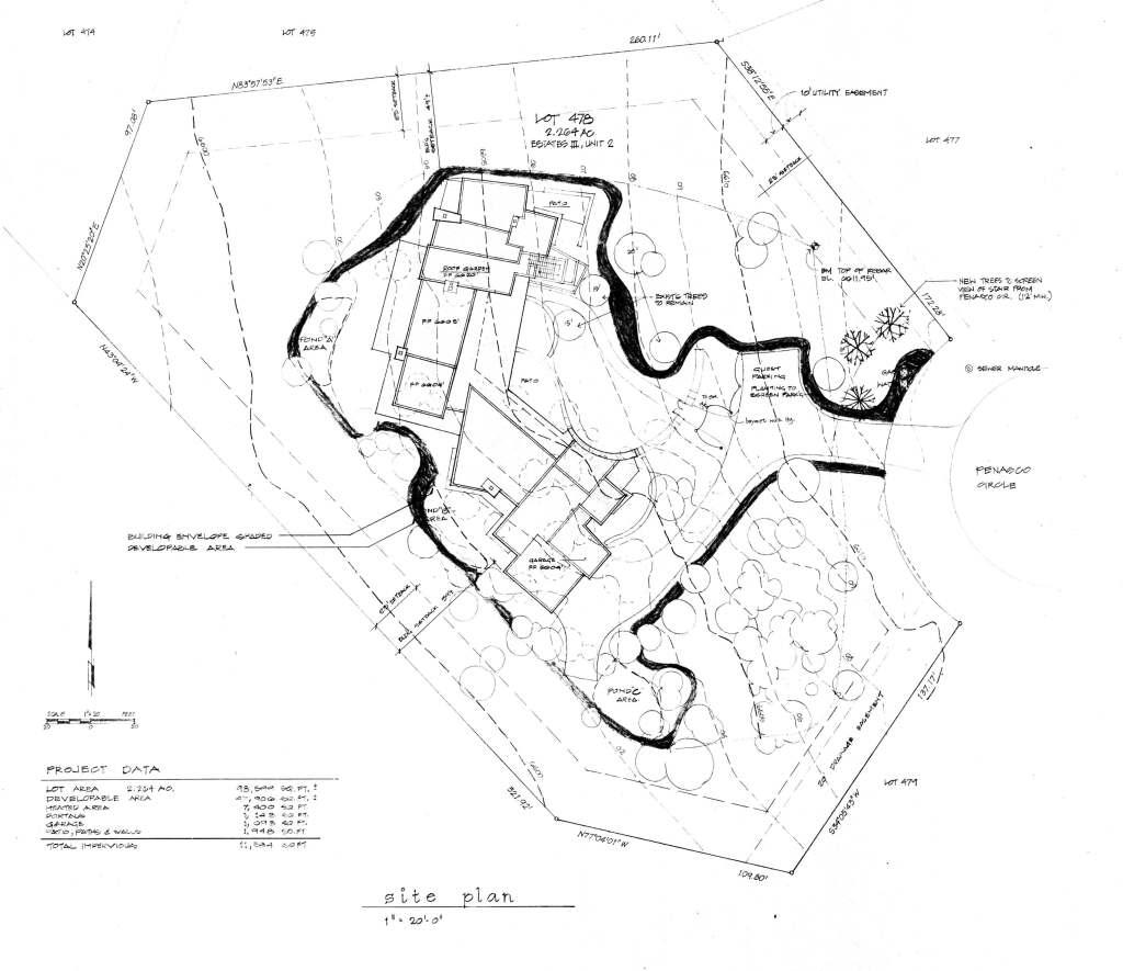 DE DOMENICO - Site Plan copy