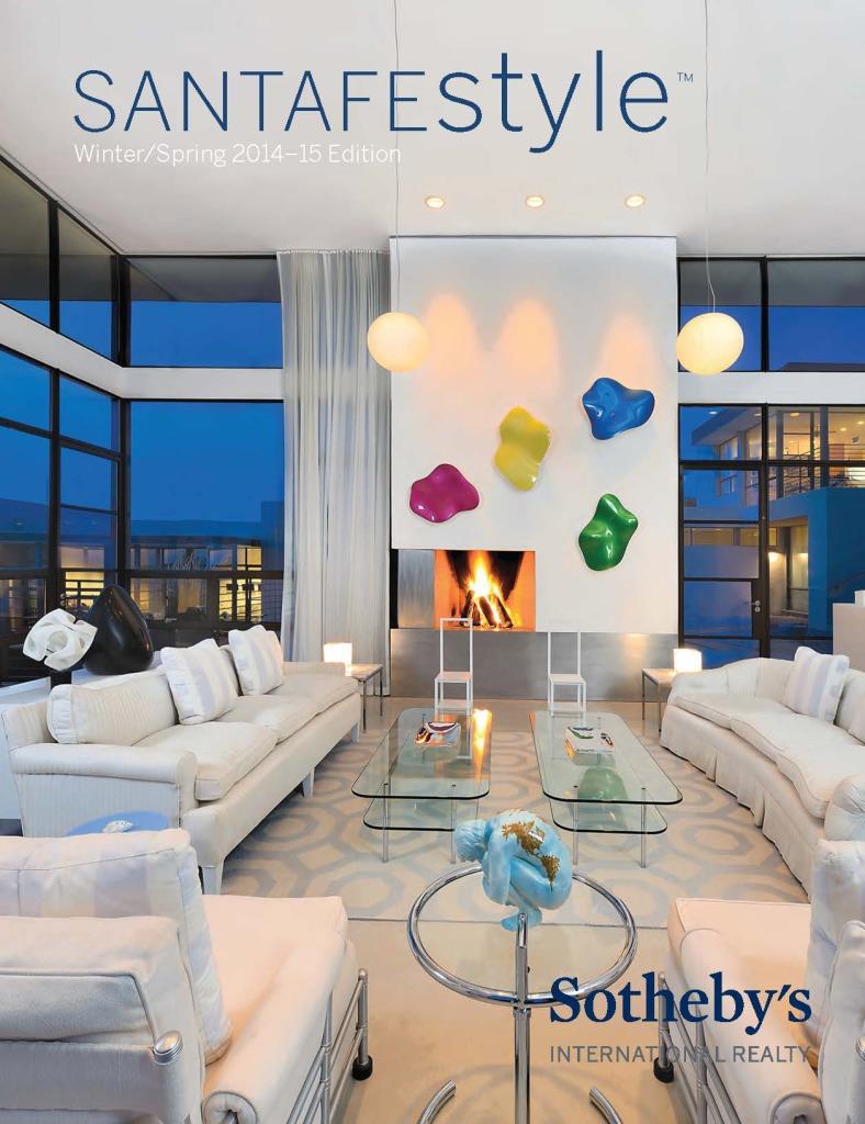 FOSHAY - Santa Fe Style Cover